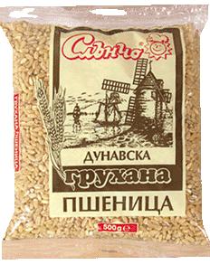 Грухана пшеница