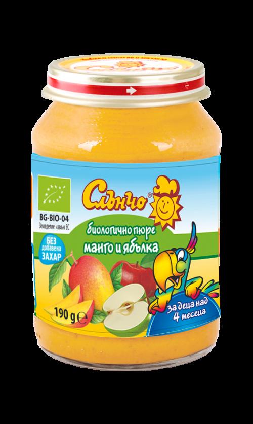 манго и ябълка-190g